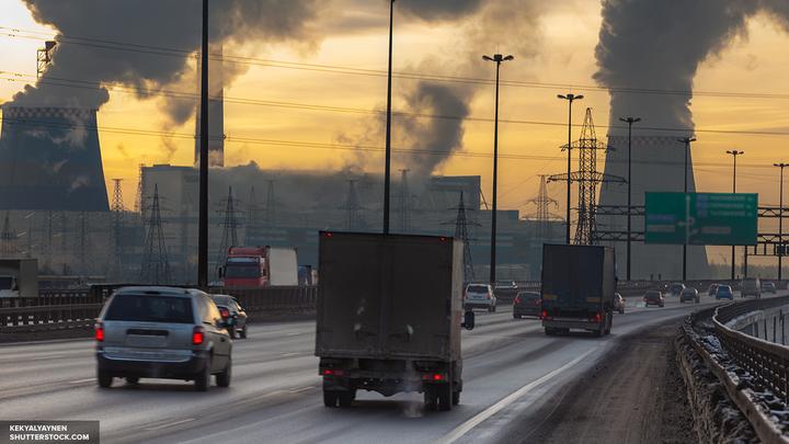 Москва не вошла в топ-3 самых грязных регионов