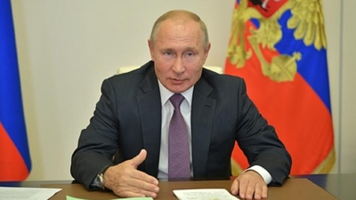 Скучно, девочки: Путин лично ответил на слухи о своём дворце