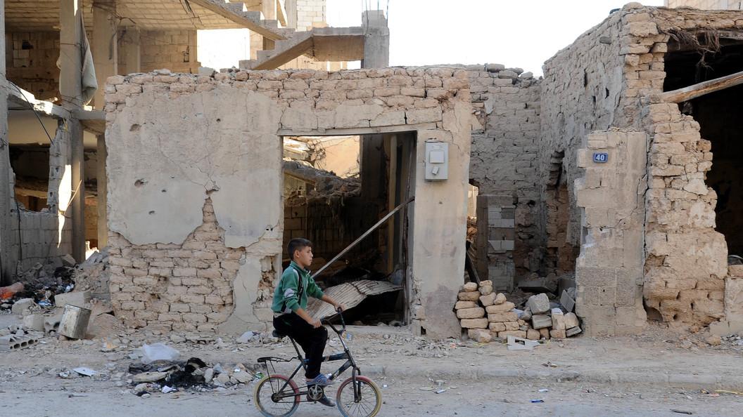 США обвинили РФ всрыве расследования химатак вСирии