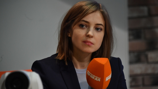 «Мне намекали, что хорошо бы пыл поумерить»: Поклонская рассказала, что последует за бойкотом депутатов
