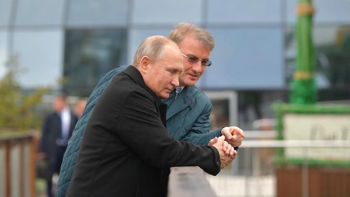 Путин ответил на скользкий вопрос машины Сбера: Нет сердца, души, чувства сострадания и совести