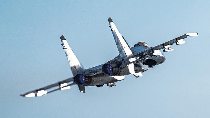 Сработала пушка на выстрел: Опубликованы переговоры пилотов в момент крушения Су-30 под Тверью