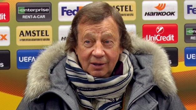 Юрий Сёмин: «Главная заслуга моих футболистов – это любовь болельщиков»