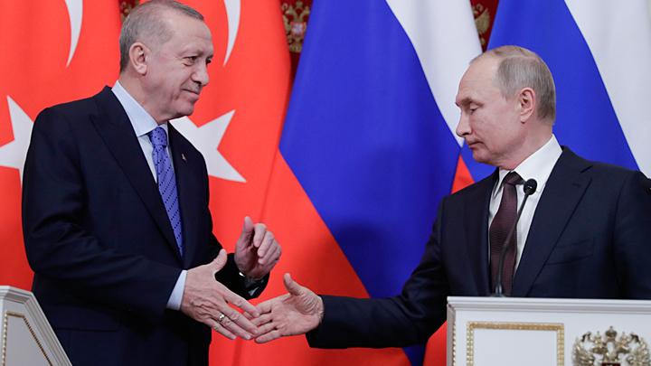 Тебе я делал знаки прекратить в Идлибе бяки. Что осталось за кулисами встречи Путина с Эрдоганом