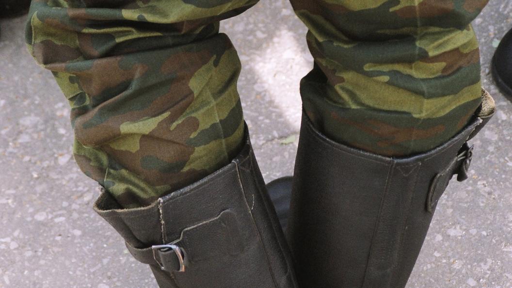 В армии России опровергли слухи о массовой драке солдат