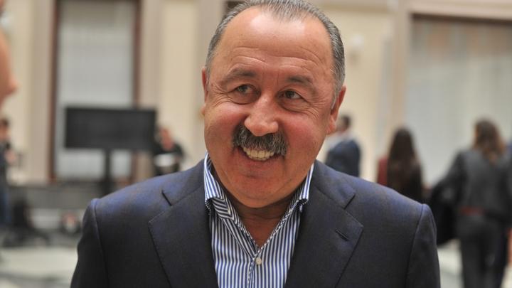 Валерий Газзаев: Если ЦСКА пройдет Арсенал, то надо ставить задачу выиграть Лигу Европы