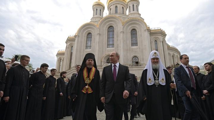Епископ Тихон: Тайный духовный советник Путина - абсурд и конспирология