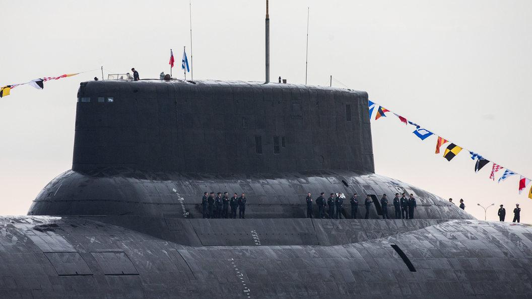 ВМФ Российской Федерации к 2020 пополнят две новые подлодки