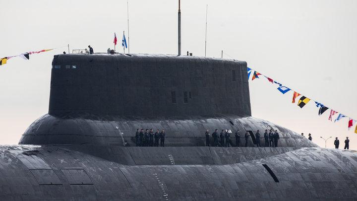 Две подлодки с кодовым названием Черная дыра пополнят состав ВМФ России