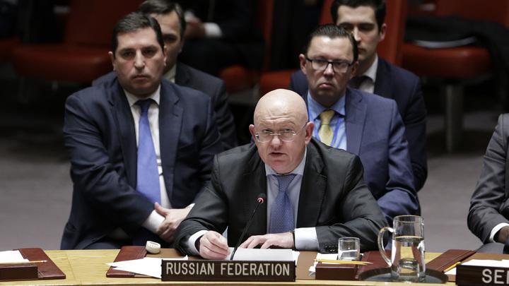 Небензя посоветовал Климкину не путать Донбасс с КНДР