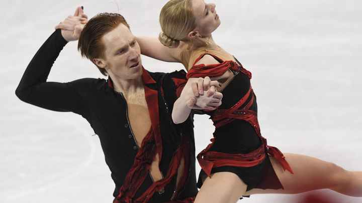 Тарасова и Морозов – вторые в короткой программе на Олимпиаде-2018