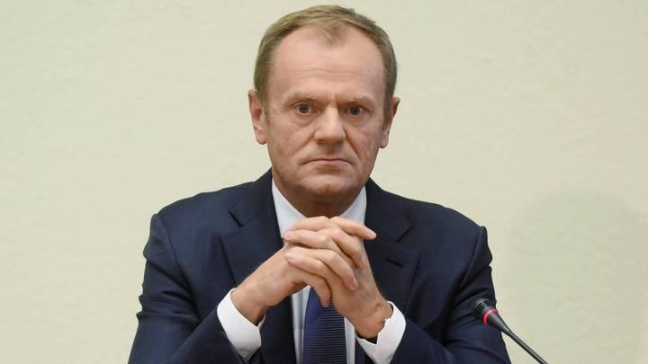Глава Евросовета Дональд Туск назвал условия выхода Польши из ЕС