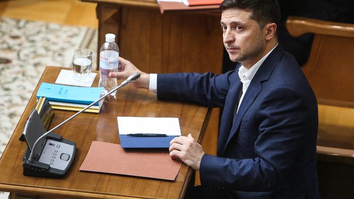 Назначенец по квоте Порошенко решил через суд оспорить указ Зеленского