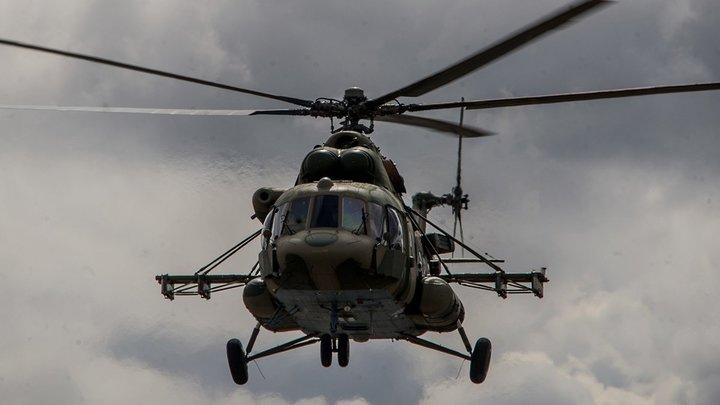 Момент исторический: русские вертолётчики взяли новую высоту в Сирии - под прикрытием Панцирей