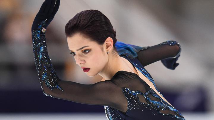 Соперница Загитовой по Олимпиаде Медведева обратилась к фанатам