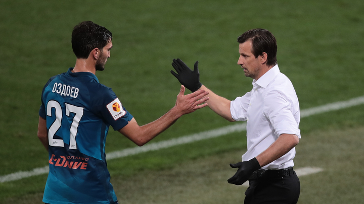 Три лидера «Зенита» пропустят матч с «Лацио»