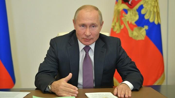 Путин рассказал о личных потерях за 20 лет и счастье