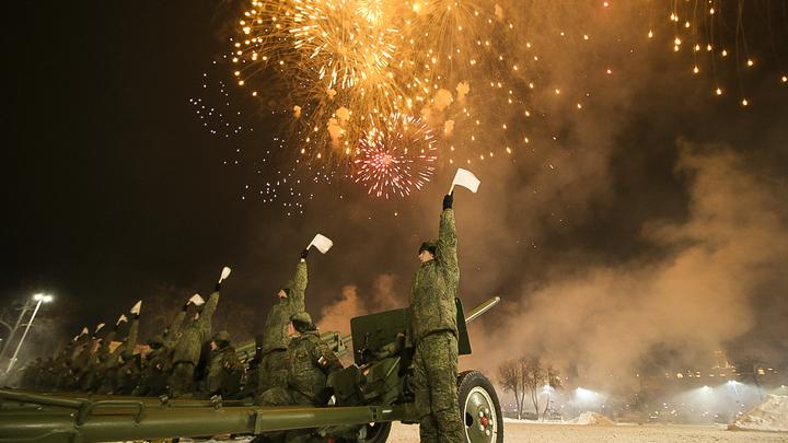 Сегодня в Анапе по случаю 10-летия присвоения звания Город воинской славы будет праздничный салют