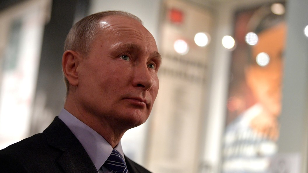 Путин поведал, чем поддерживает физическую форму кроме спорта