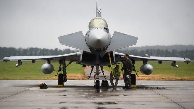 Военные НАТО выпустили и потеряли в Эстонии боевую ракету «воздух-воздух»