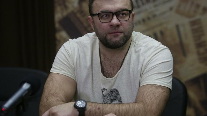 Мы ж народ-то ласковый...: Михаил Пореченков дал лучший совет крикунам на Западе