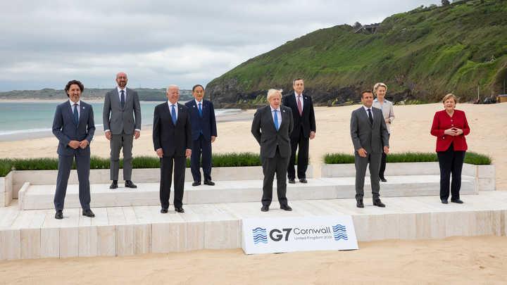 Гигантский цирк: Лидеры стран G7 раскритиковали свой саммит
