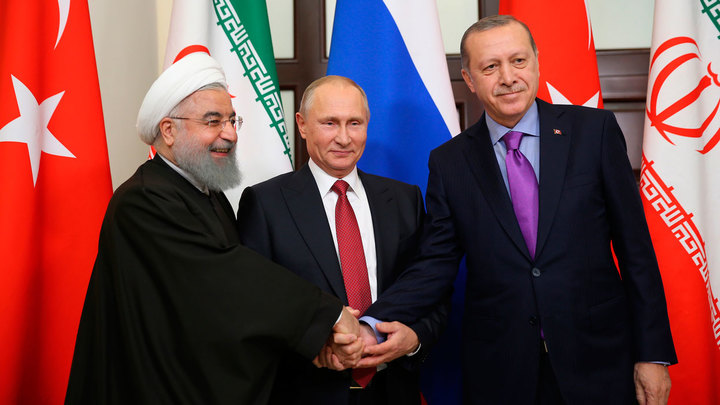 Судья и миротворец: новая роль России на Ближнем Востоке