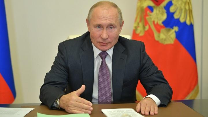 Количество смертей от COVID-19 встревожило Путина: Правительству даны 7 срочных указаний