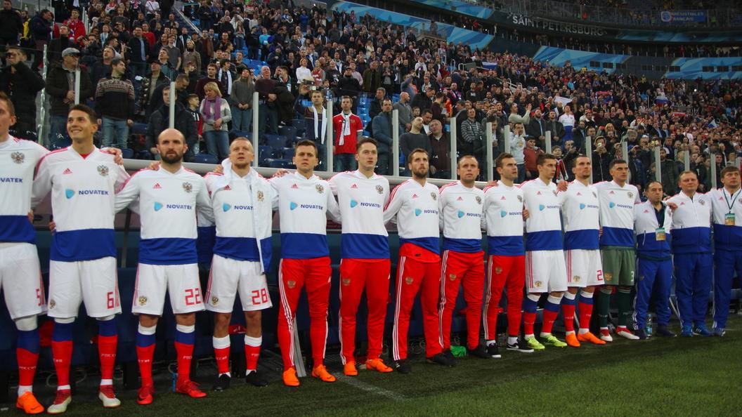 России необходимо перемирие вокруг сборной на ЧМ
