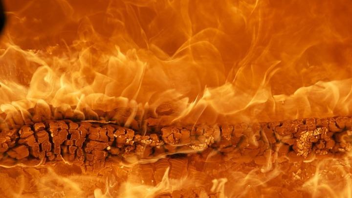 В Новосибирске пожарные спасли поджегшего свою квартиру человека-паука