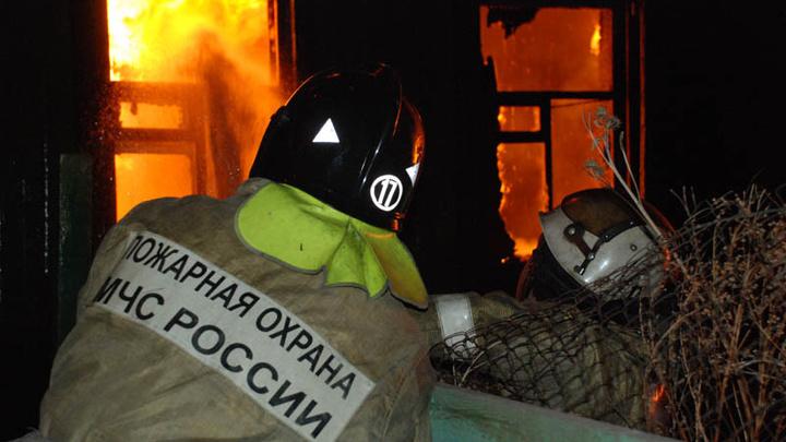В Ростовской области за день в пожарах погибли две пенсионерки