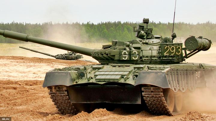 На выставке в Минске показали уничтожающего танки робота Богомол