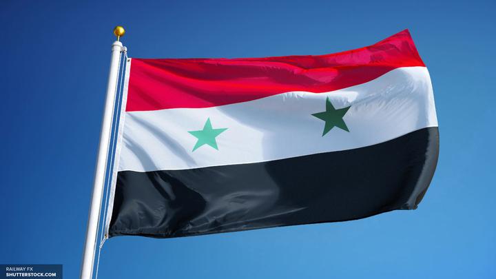 В пригороде Дамаска произошел взрыв