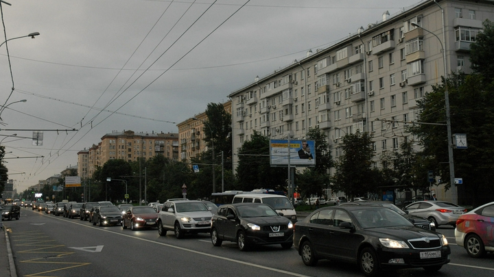 В Москве номера серии 799 вытесняют полюбившиеся 777