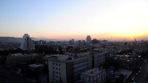 ПВО Сирии отразили атаку на аэропорт Дамаска - СМИ