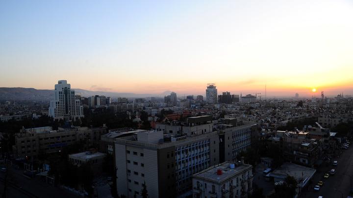 ПВО Сирии отразили атаку на аэропорт Дамаска- СМИ