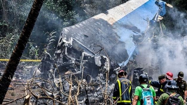 Неделя поисков: На Кубе обнаружен второй черный ящик разбившегося Boeing 737