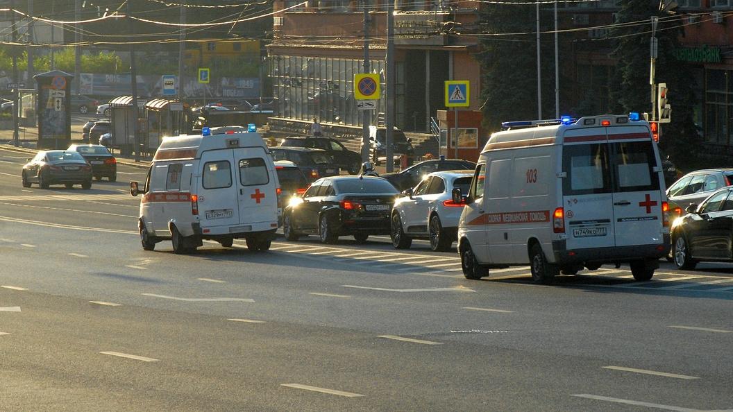 Пьяная пациентка избила фельдшера скорой в Подмосковье