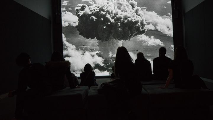 Как выглядит испытание атомной бомбы: Фото гигантского взрыва в Тихом океане