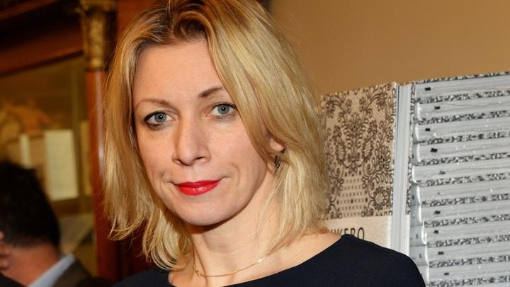 Захарова поставила на место американскую активистку, обидевшую Кисляка