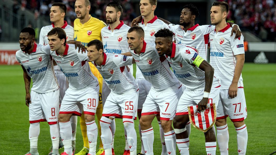 «Црвена Звезда»— чемпион Сербии