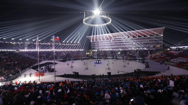Олимпиада: Игры без разума