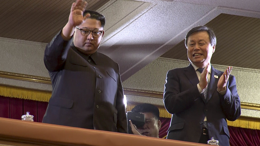 МИДРФ опроверг приглашение Ким Чен Ына в Российскую Федерацию