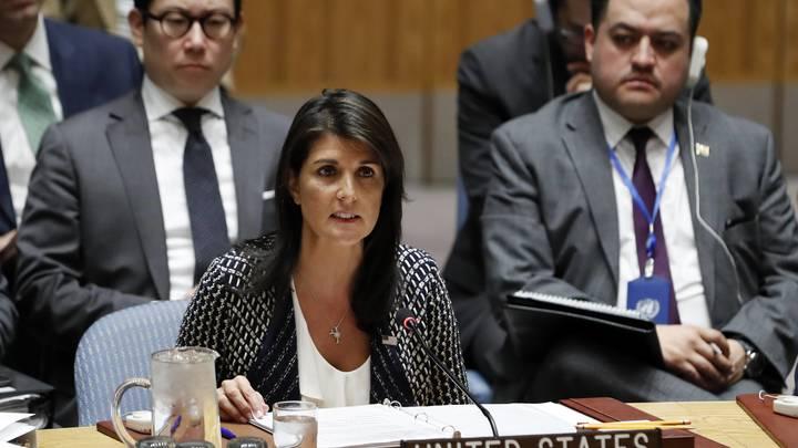 Постпред США в Совбезе ООН нашла оправдание американским преступлениям в Сирии