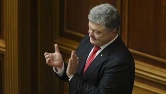 Порошенко пришел в восторг из-за решения Европы еще год держать Крым под санкциями