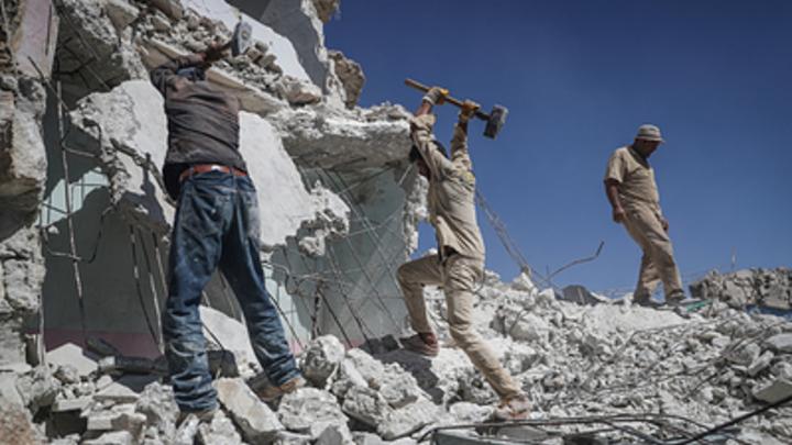 Испытание огнём: В Сирии восстановили церковь, разрушенную боевиками ИГ