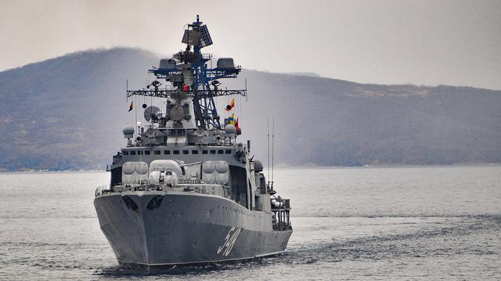 Керченский пролив никто не закрывал. Минобороны России объяснило ситуацию с учениями в Чёрном море