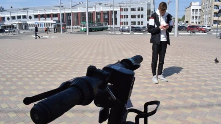 В Иванове заработал кикшеринг