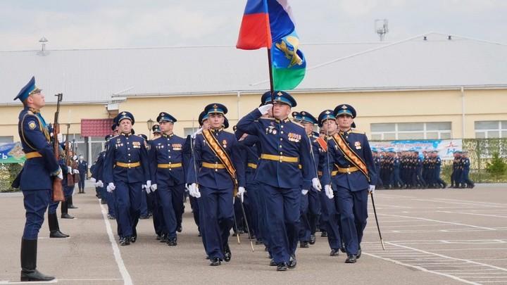 В Ивановской области официально отметили День ВДВ