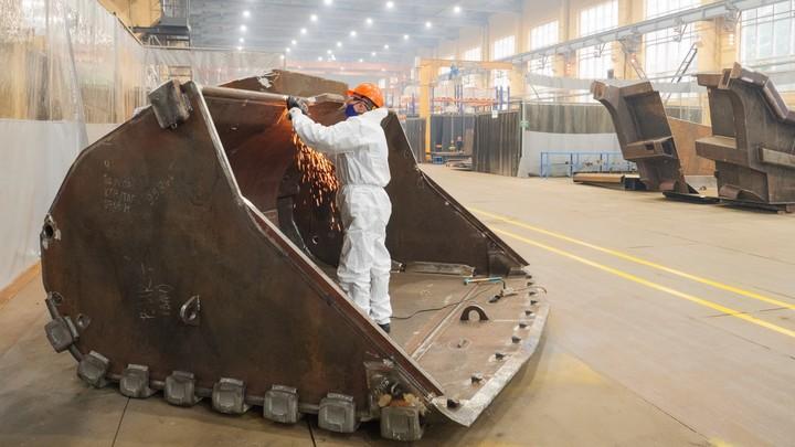 В Иванове машиностроительный завод открыл новый цех и создал 250 рабочих мест